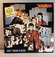CD диск Fancy - Get Your Kicks
