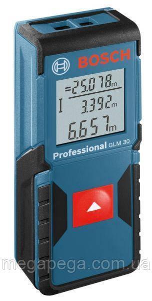 Лазерный дальномер BOSCH Professional GLM 30 в чехле