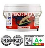 Litokol Starlike от 888 грн. Двухкомпонентная эпоксидная затирка Старлайк Литокол