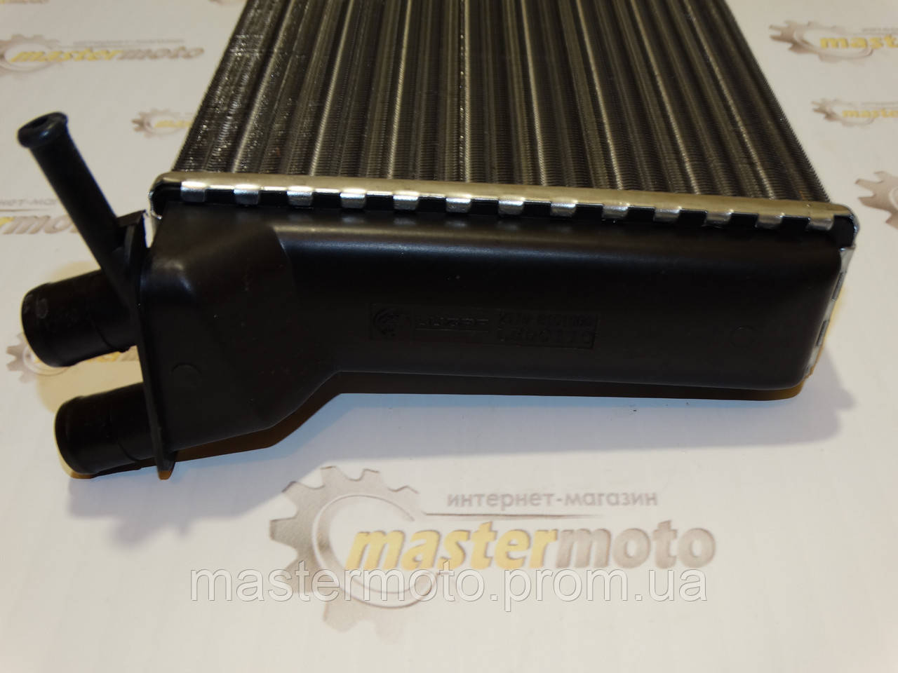 """Радиатор отопителя (печки) ВАЗ 2110-2112, алюминиевый, """"LUZAR"""" LRh 0110"""