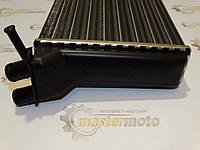 "Радиатор отопителя (печки) ВАЗ 2110-2112, алюминиевый, ""LUZAR"" LRh 0110, фото 1"