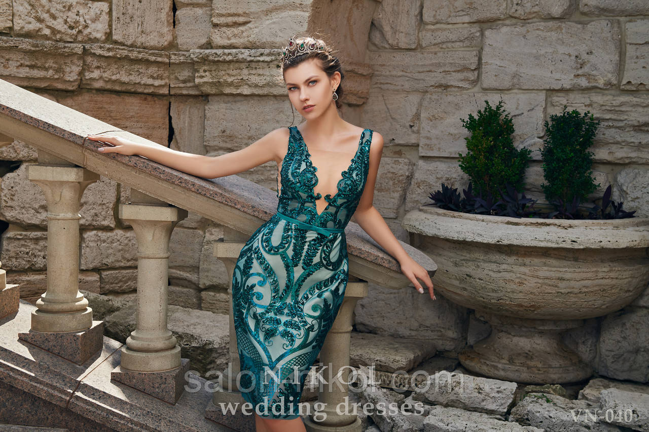 Вечернее, выпускное платье VN-040
