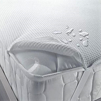 Наматрасники Аква-Стоп Premium с эластичной лентой по углам 190х80
