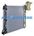 Радиатор охлаждения Mercedes Benz Vito 96- Profit