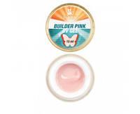Моделирующий 3-фазный гель  Fox Builder Pink gel Uv Объём: 15 мл