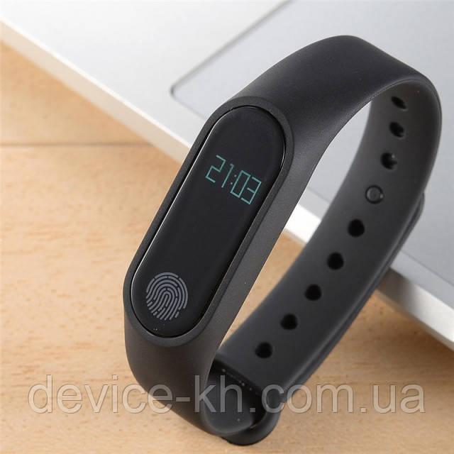 Фитнес-браслет Health Bracelet M2   Аналог Xiaomi Mi Band 2, фото 1