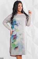 Платье женское демисезонное размеры:50-52,54-56, фото 3