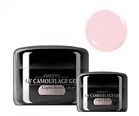 Камуфляжный гель Naomi Uv Camouflage Gel Light Rose Объем: 14 г