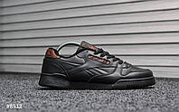Мужские кроссовки на осень Reebok Classic Black