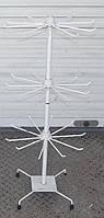 Вішалка для аксесуарів настільна  висотою 700 мм