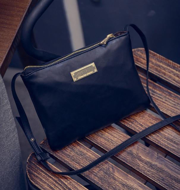 Женская сумочка Mango черная