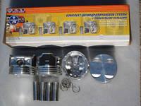 Поршень цилиндра 93,0 мм ГАЗ дв.ЗМЗ 406 без ПК М/К G-PART (покуп. ГАЗ)