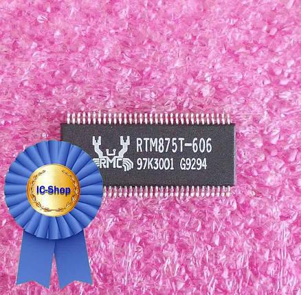 Микросхема RTM875T-606, фото 2