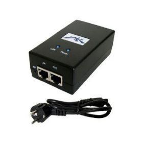 Инжектор Ubiquiti POE-24-24W-G (24V, 24W, Gigabit)