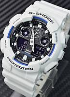 Часы Casio G-Shock white-black, фото 1