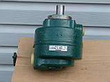 Насос пластинчатый (лопастной) однопоточный БГ12-22АМ (габарит1), фото 2