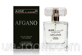 "Парфюмированный спрей Aise Line ""Afgano"" (аналог Nasomatto Black Afgano), 50 мл."
