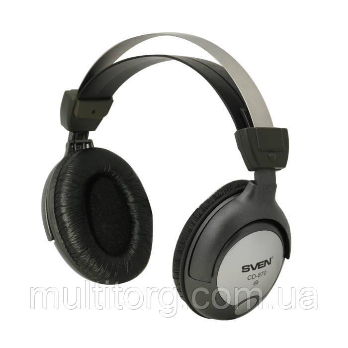 Навушники SVEN CD-870 (УЦІНКА)