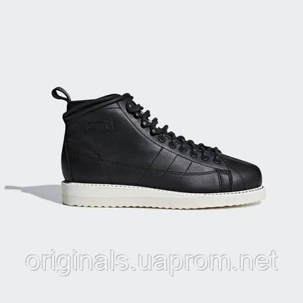 Повседневные женские ботинки Superstar Adidas AQ1213, фото 2