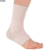Бандаж эластичный на голеностопный сустав с гелевыми вставками ЕS-906, S