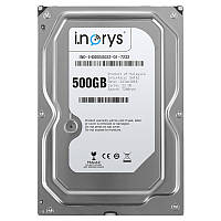 "➤Жесткий диск i.norys 500Gb 32 MB 3.5"" компьютерный винчестер носитель HDD для компьютера ПК"
