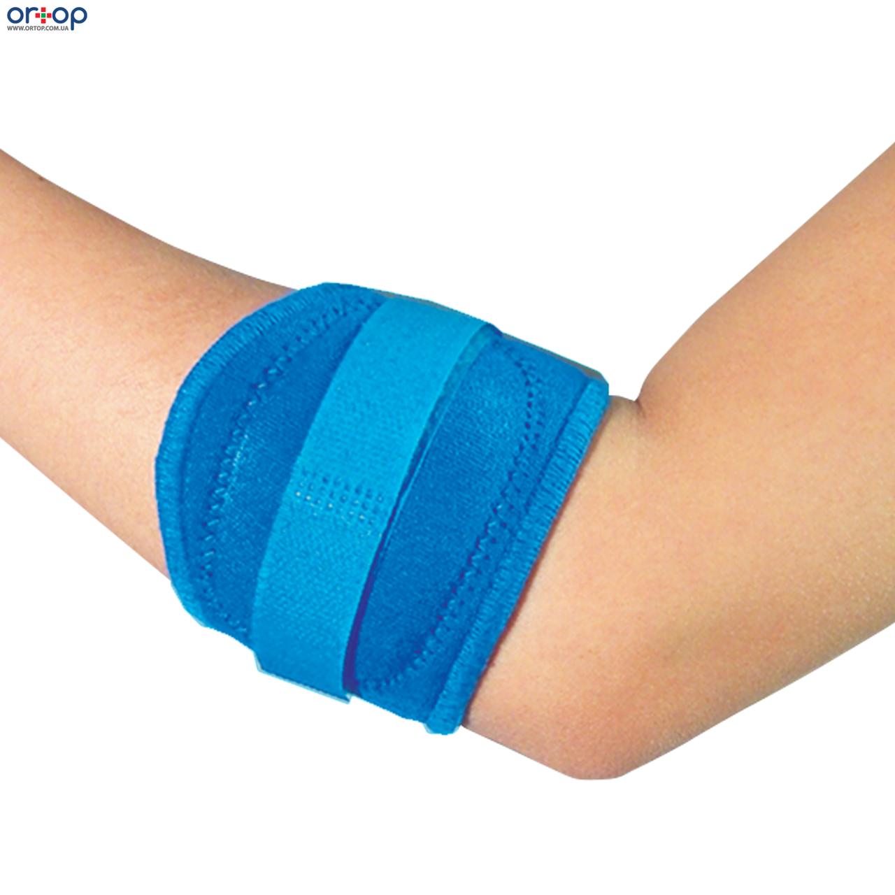 Бандаж неопреновый для лечения эпикондилита с гелевой вставкой NS-206, Универсальный