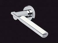 Дверные ручки Mandelli Demi хром/матовый хром, фото 1