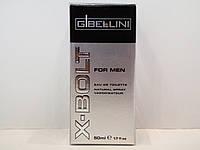 Мужская туалетная вода Gibellini X-Bolt, фото 1