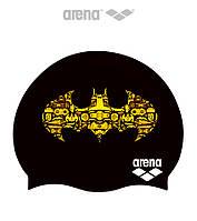 Силиконовая шапочка для плавания Arena Batman