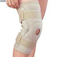 Бандаж на коленный сустав с полицентрическая шарнирами NS-716, S