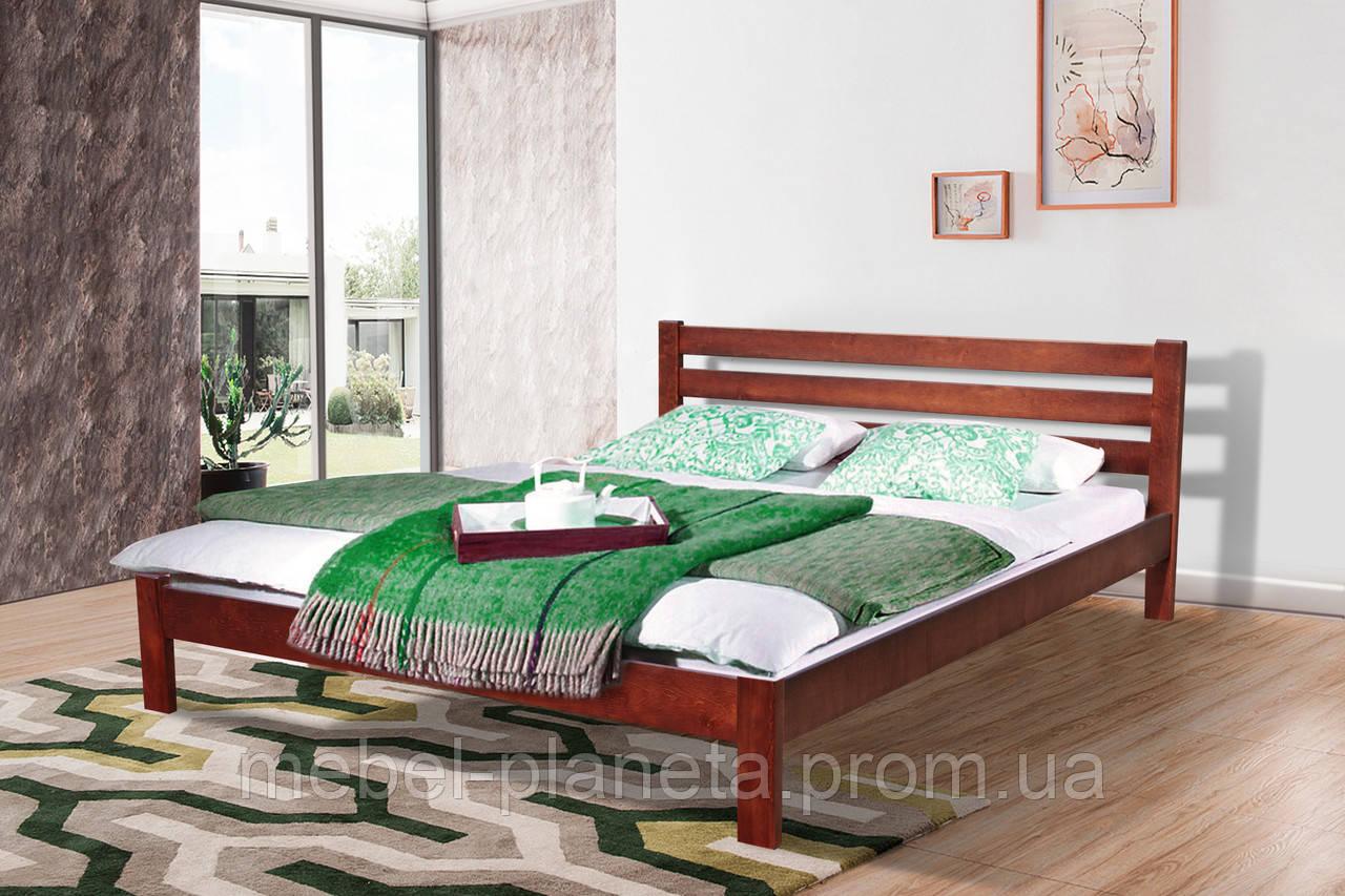 Кровать деревянная Инсайд Микс Мебель