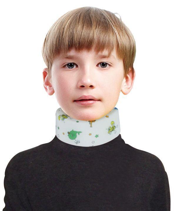 Ортопедический воротник для шеи умеренной фиксации для детей OH-035, S