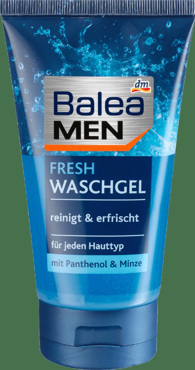 Гель для умывания лица Balea men Waschgel Fresh, 150 мл.