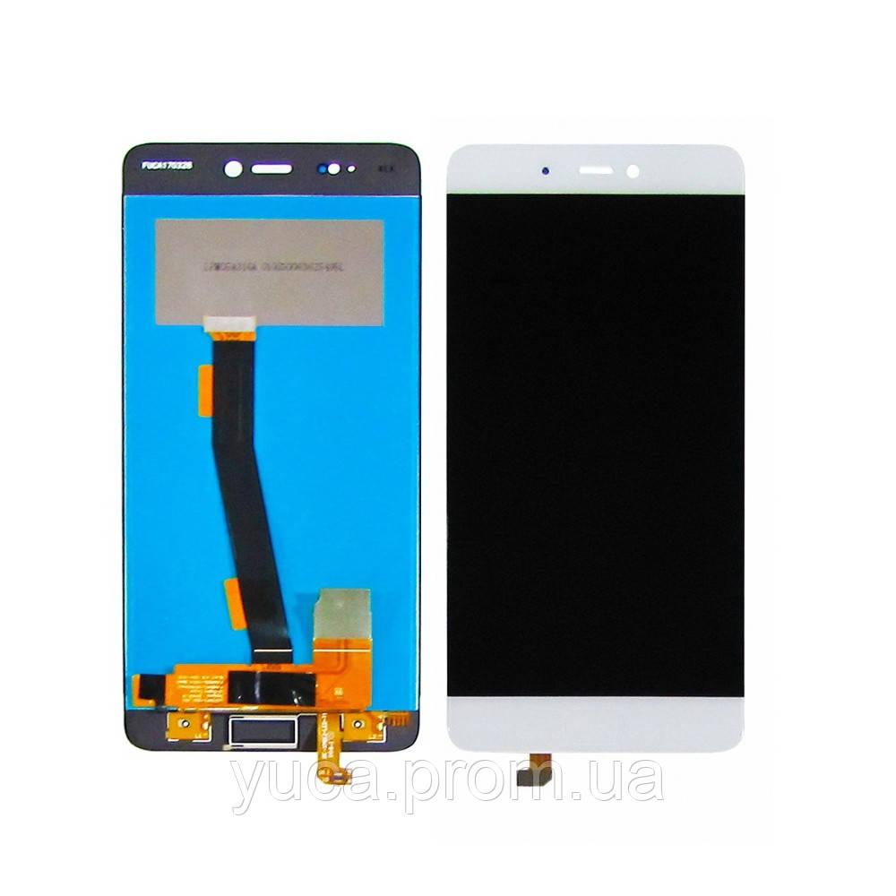 Дисплей для XIAOMI Mi5S с белым тачскрином