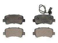 Комплект задних тормозных колодок на Рено Мастер III / LPR 05P1578