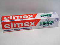 Детская зубная паста Elmex Junior (6-12лет) 75мл