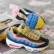 """Кроссовки Nike Air Max 95 """"Rainbow"""" (Радужные), фото 2"""