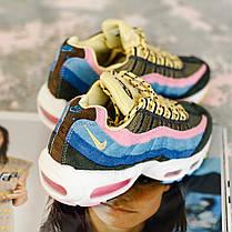 """Кроссовки Nike Air Max 95 """"Rainbow"""" (Радужные), фото 3"""