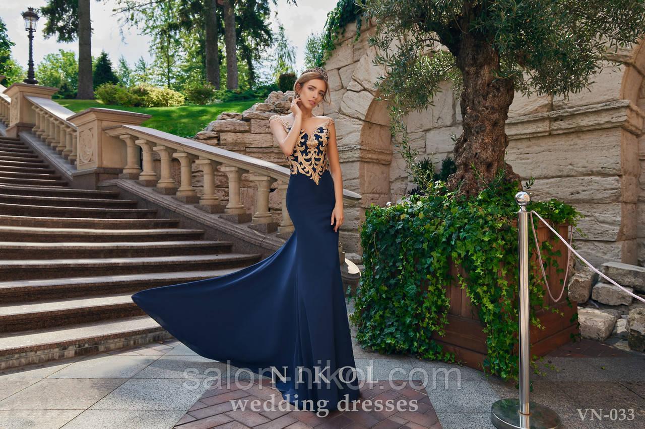 Вечернее, выпускное платье VN-033