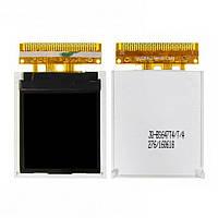 Дисплей для SAMSUNG E1182/E1200/E1202