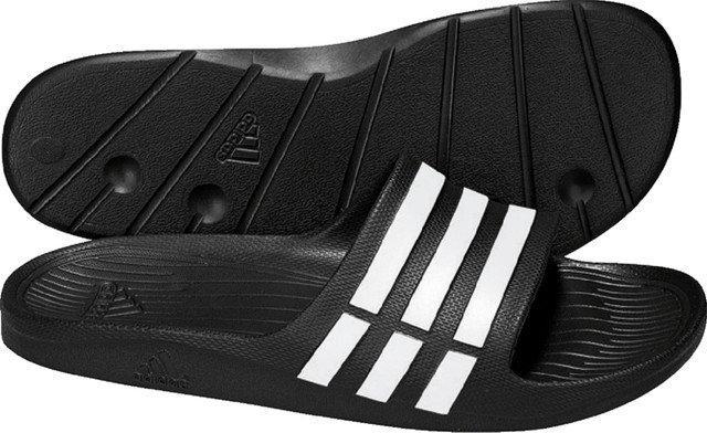 Adidas Сланці Duramo Slide чорний