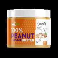 Арахісове масло 100 % Peanut Butter OstroVit 500 g