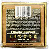 Струны Ernie Ball 2010 Earthwood Bronze Alloy 12-String Light 9-46, фото 2