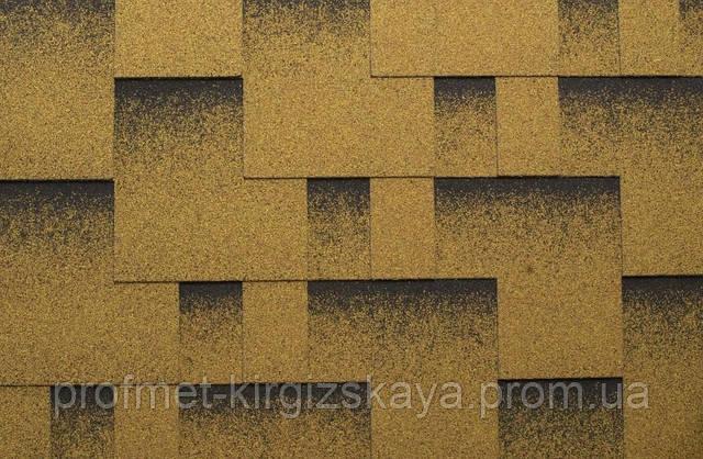 Битумная черепица KATEPAL SUPER Rocky Золотой песок