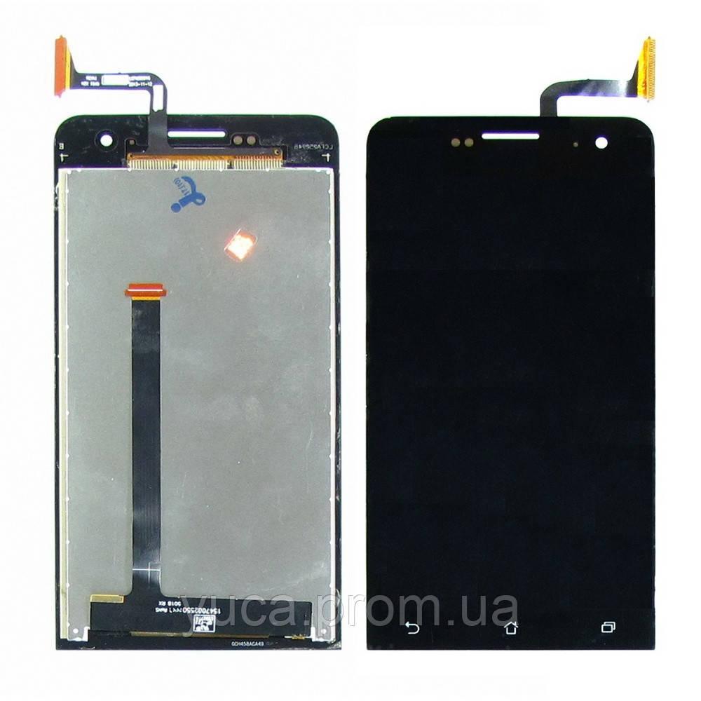 Дисплей для ASUS ZenFone 5 с чёрным тачскрином