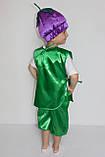 Карнавальный костюм детский Баклажан (2-6 лет), фото 2