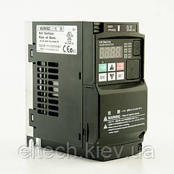 WJ200-002SF, 0.2кВт, 220В. Преобразователь частоты Hitachi