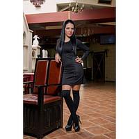 Женское стильное мини-платье , фото 1