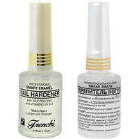 Укрепитель ногтей Умная эмаль Frenchi  Nail Harderer с протеином и витаминами B5, A, E
