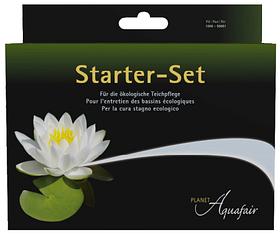 Стартовый набор Startet–Set Planet Aquafair для экологичного ухода за прудами 6 шт.